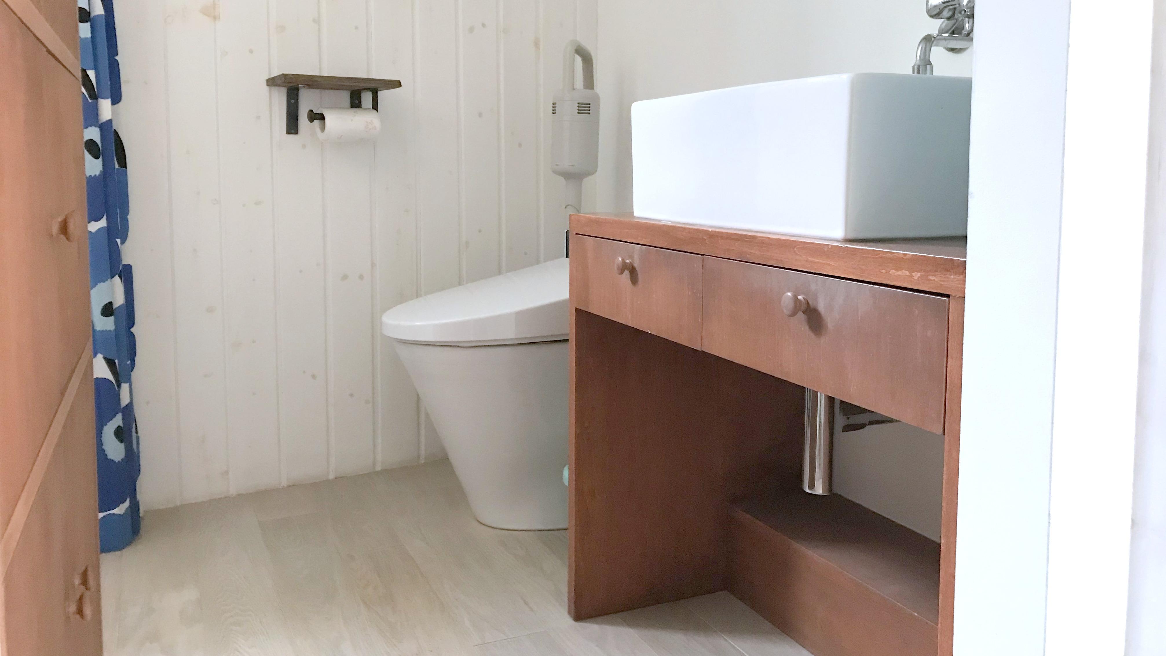 トイレは個室派、オープン派?① オープンにすることで小さな家でも広く使える間取りのすすめ