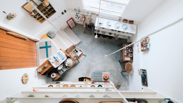 7坪ハウスは、小さいけど、使い方は自由自在。建築家と「店舗つき住居」を建てた理由