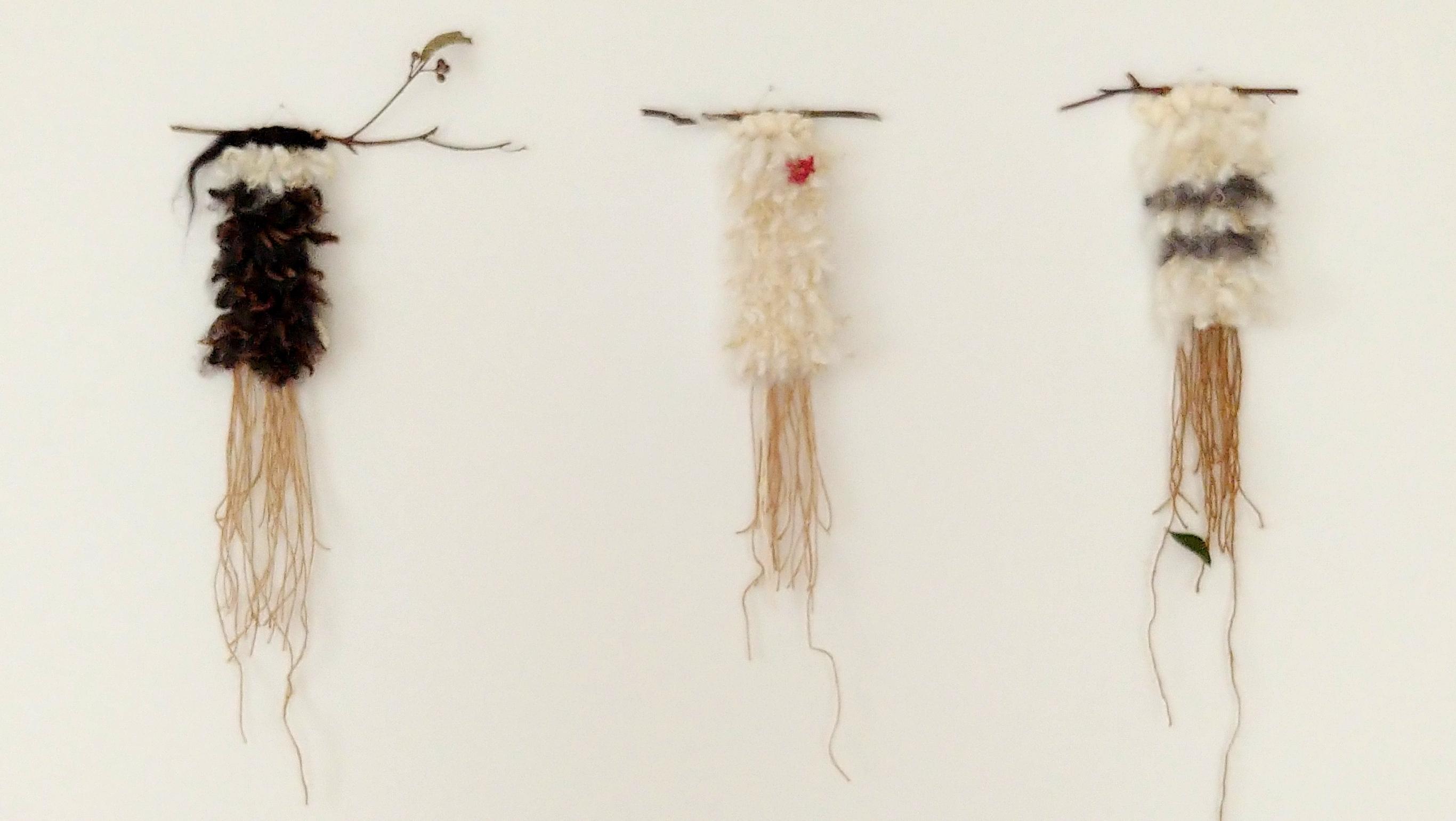 【ワークショップのお知らせ/11月17日(日)】冬のインテリア支度「小さな織り機でつくる、もふもふタペストリー」を開催します。